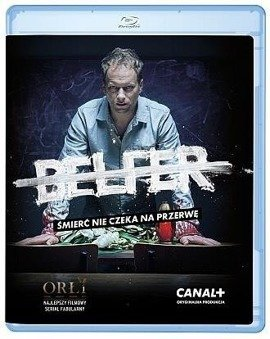 Belfer - sezon 1 (Blu-ray Disc)