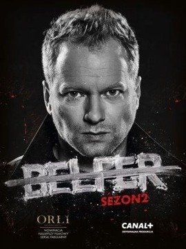 Belfer - sezon 2 (DVD)