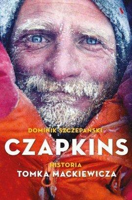 Czapkins. Historia Tomka Mackiewicza - okładka miękka