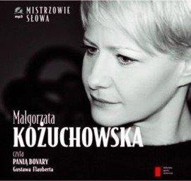 """Gustaw Flaubert """"Pani Bovary"""" czyta Małgorzata Kożuchowska"""