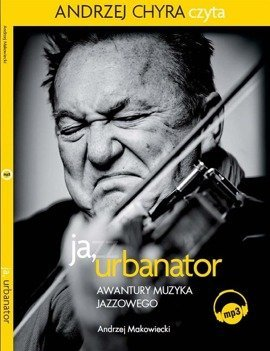 Ja, Urbanator - audiobook (CD mp3)