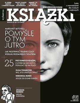 KSIĄŻKI. MAGAZYN DO CZYTANIA 03/2019