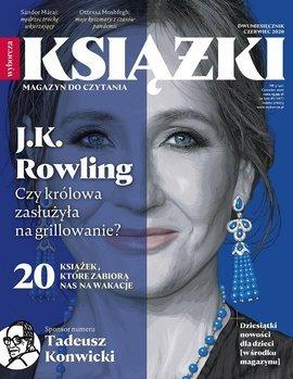 KSIĄŻKI. MAGAZYN DO CZYTANIA 03/2020