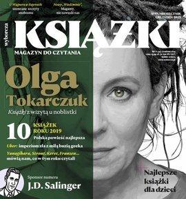 KSIĄŻKI. MAGAZYN DO CZYTANIA 06/2019