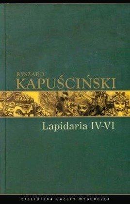 Lapidarium IV-VI