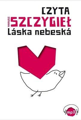 Laska nebeska - audiobook (CD mp3)
