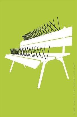 Plakat Adriana Gruszeckiego - wymiary 66,6 x 100 cm