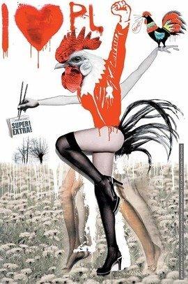 Plakat Jacka Staniszewskiego 120 x 180 cm
