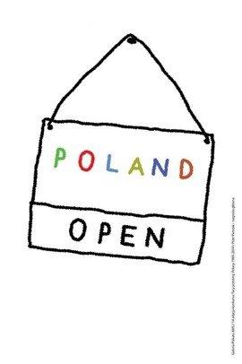 Plakat Piotra Pietrzaka 120 x 180 cm