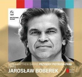 """""""Przygody Piotrusia Pana"""" czyta Jarosław Boberek"""